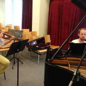 grabando - recording